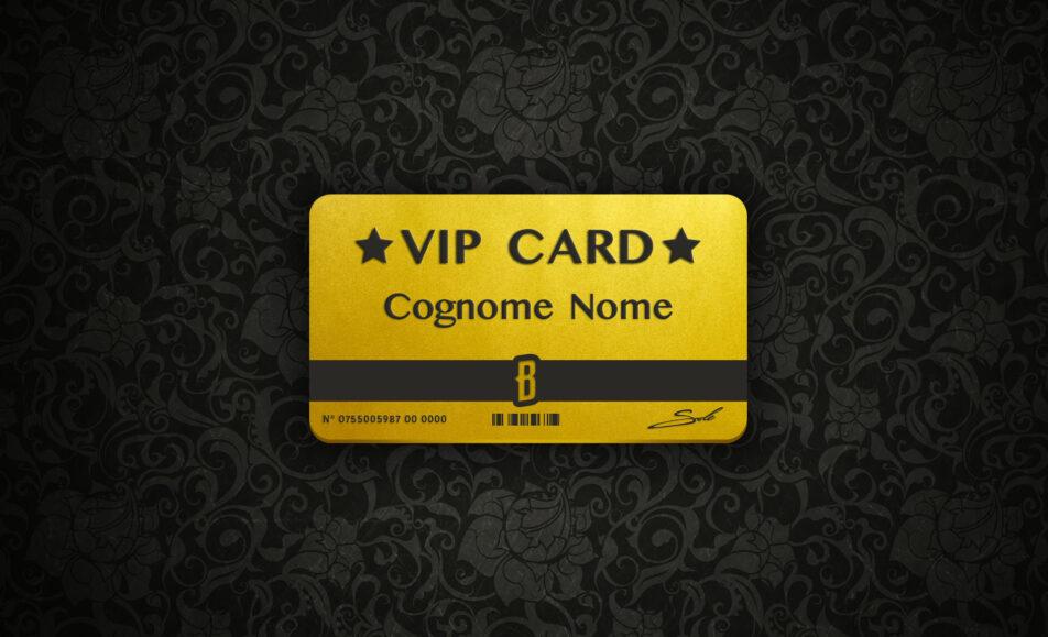 vip card evidenza